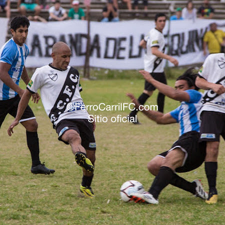 Salto Uruguay 1 - Ferro Carril 0: sin sorpresas (7a Fecha Clausura 2016)