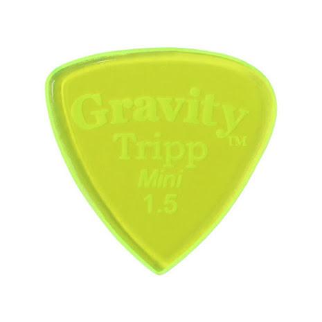 Gravity Picks Tripp Mini Jazz 1.5 mm