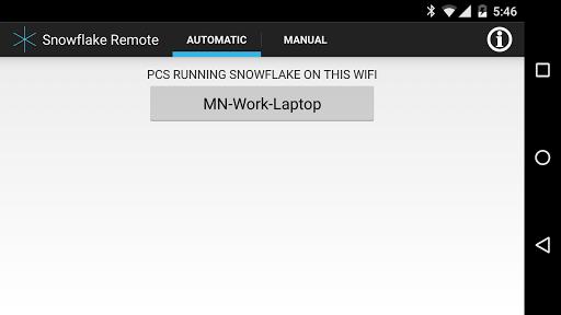 Snowflake Remote