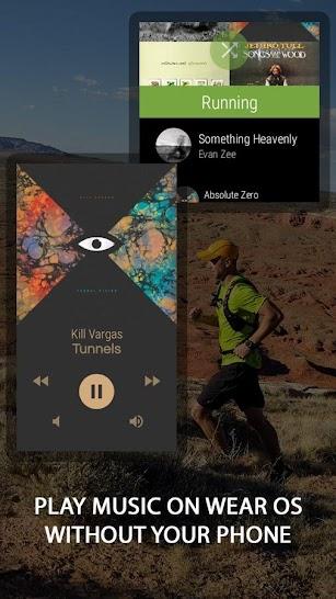 NavMusic - Wear OS Offline Music Media Nav Music screenshot for Android