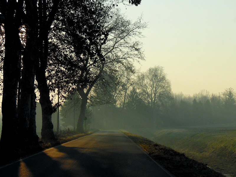 Strada di pianura di supergigi