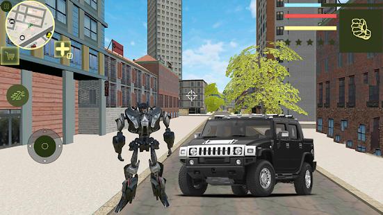 Download Offroad Robot Car Transforme SUV Supercar For PC Windows and Mac apk screenshot 1
