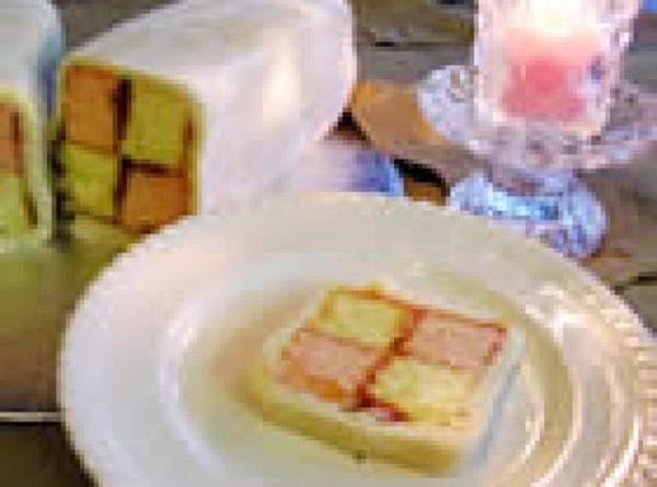 Battenburg Cake Recipe