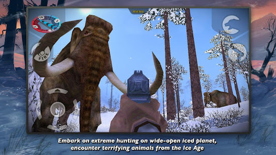 Carnivores Ice Age v1.5 APK Data Obb Full