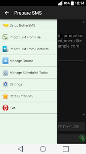 BufferSMS (Bulk SMS)- screenshot thumbnail