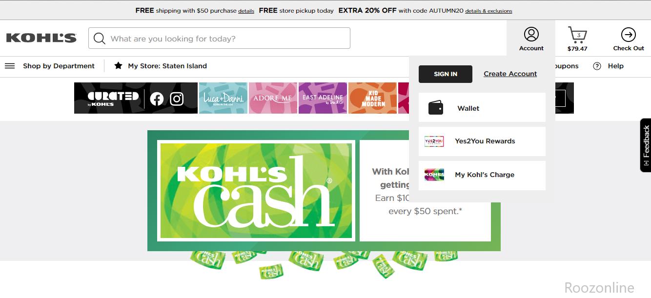 Kohl's Promo Codes