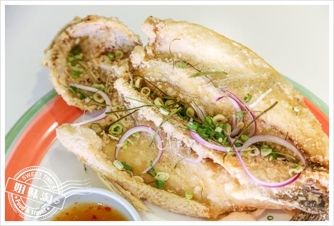 PAPAYA泰-泰式料理湄河酥香鮮魚2