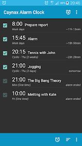 Alarm clock PRO v7.5.1