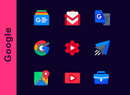 Ration - Icon Pack Screenshot