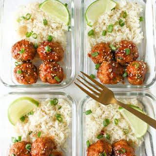 Sriracha Sauce Meatballs Recipes.