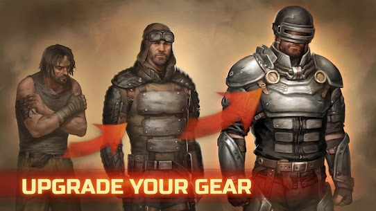 Day R Survival Premium Mod Apk [Unlimited Caps + Free Craft] 4