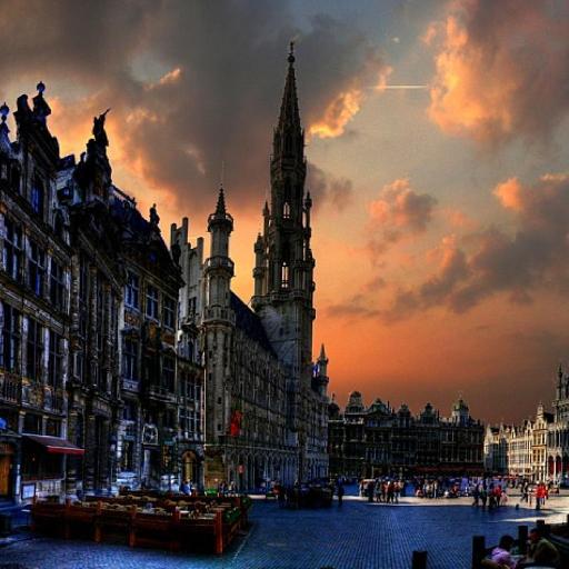 比利时壁纸和主题 個人化 App LOGO-硬是要APP