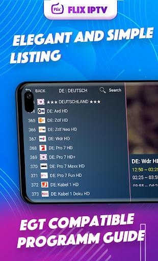 Flix iptv Screenshots 7