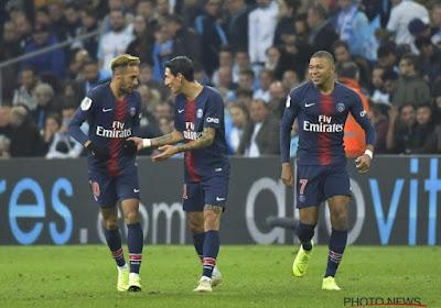 Neymar est rentré au Brésil avant la trêve