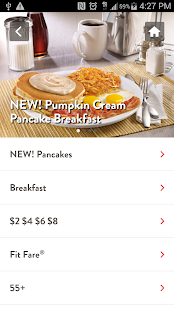 Denny's- screenshot thumbnail