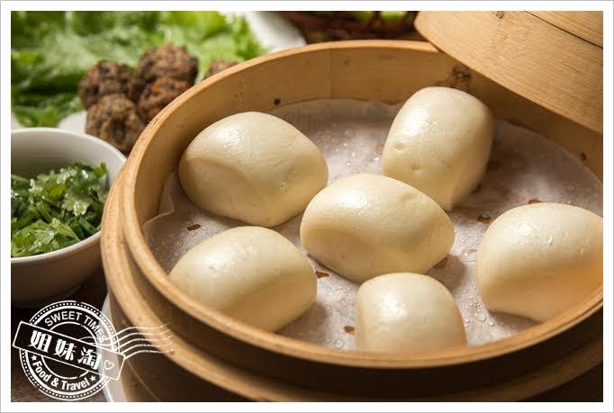 胡子麻辣鴛鴦火鍋手工小饅頭