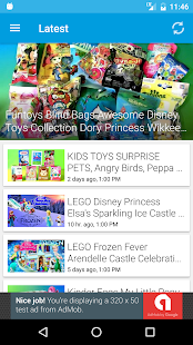 Fun Toys Review Channel- screenshot thumbnail