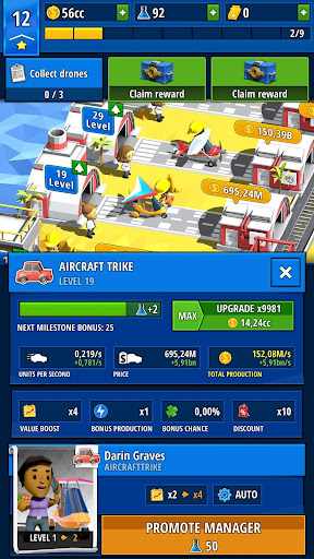 Idle Inventor - Factory Tycoon 0.3.4 screenshots 4