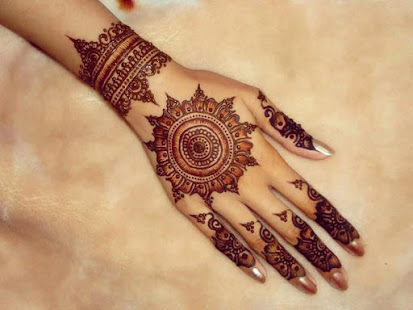 Putting Mehndi On Hands Games : Latest mehndi designs apps on google play