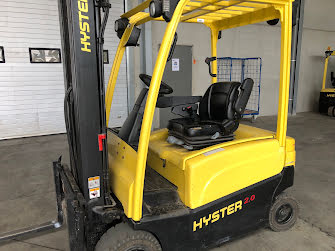 Picture of a HYSTER J2.0XN (LWB)