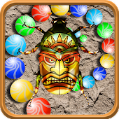 Tải Game Tribal Marble Blast