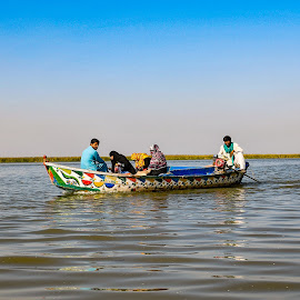 by Mohsin Raza - Transportation Boats