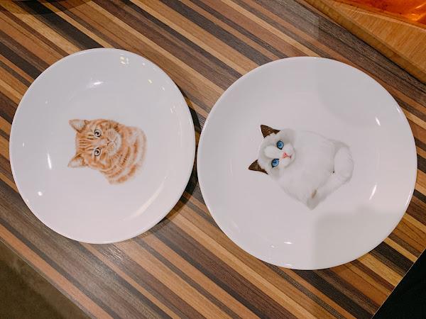 貓咪cafe🥰食物也好好吃哦!環境舒服