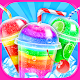 Rainbow Frozen Slushy Truck: Ice Candy Slush Maker APK