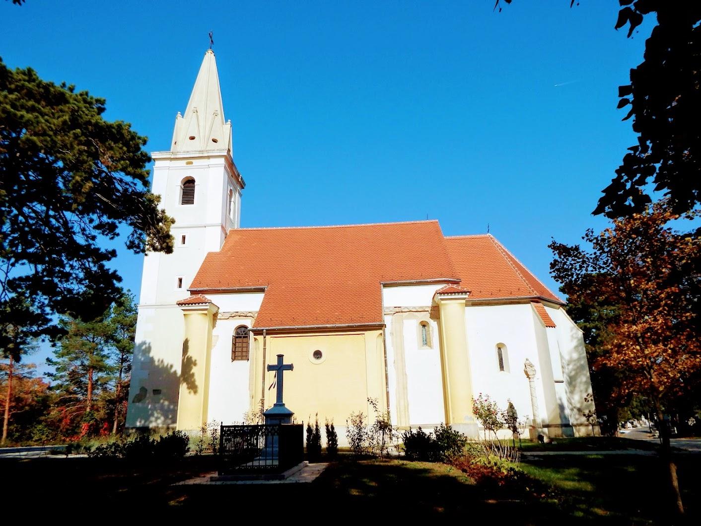 Bük - Szent Imre herceg rk. templom