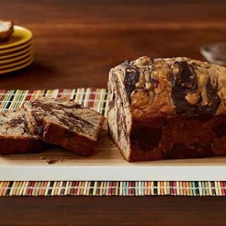 Cocoa Swirled Banana Bread.