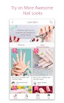 screenshot of YouCam Nails - Manicure Salon for Custom Nail Art