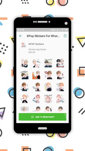New Kpop Stickers Wa Apps On Google Play