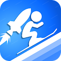 Rocket Ski Racing icon