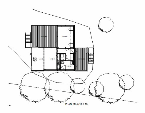 Casas de Verano en Slavik - Mats Fahlander