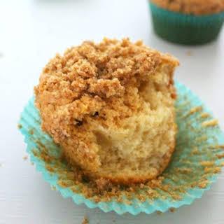 Biscoff Coffee Cake Muffins.