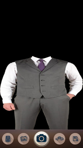 British Man Photo Suit