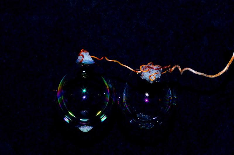 bolle di natale di lunarossa