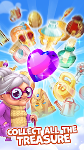 Game Pirate Treasures - Gems Puzzle APK for Windows Phone