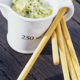 Avocado and Blue Cheese Dip Recipe
