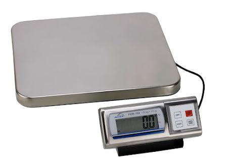 Bänk / Golvvåg FCW-Serien 30-60-150 kg