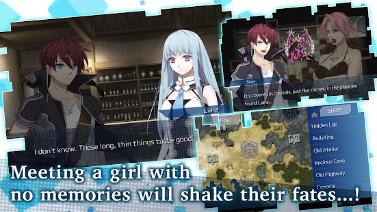 RPG Tears Revolude - screenshot
