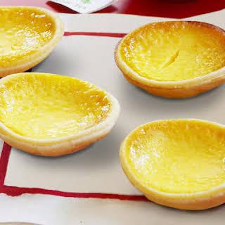 Egg Custards.
