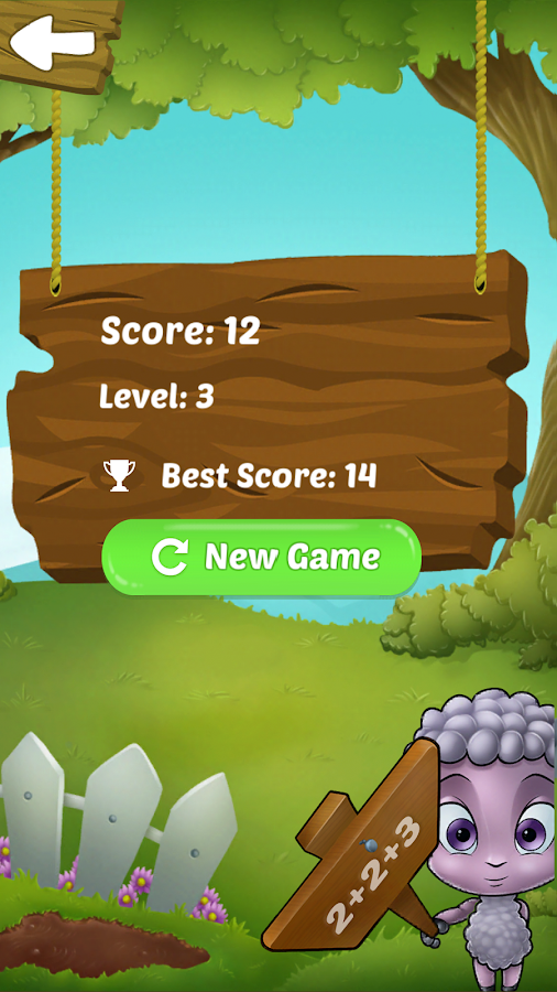 Bobo: Fun Math Games for Kids- screenshot