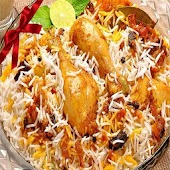 Chicken Biryani English Recipe