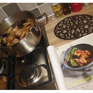 Asian Pork Stew.
