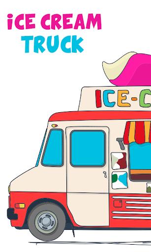 Ice cream Truck games