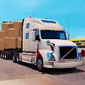 Euro Truck Driver Xtreme Trucker Driving Simulator icon