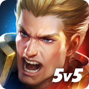 A True 5V5 MOBA on Mobile! APK Icon