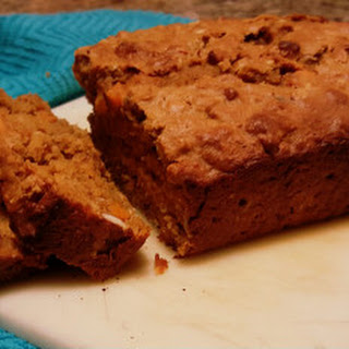 Sweet Potato Honey Oat Breakfast Bread