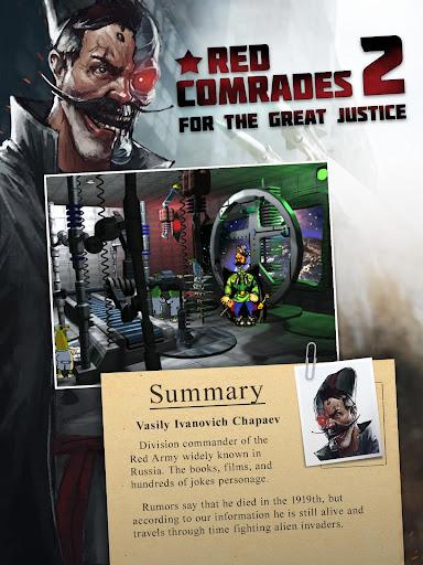 Red Comrades 2  v1.3 APK+DATA (Mod)